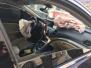 郑州一未上牌新玛莎拉蒂失控 致四车连环撞后逃逸