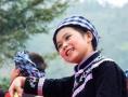 瑶族同胞欢庆节日