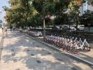 """圈住乱停乱放的共享单车,杭州延安路启用""""电子围栏"""""""