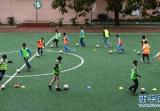 平顶山市鼓励建设小型多样化足球场地设施