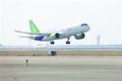 第二架国产大飞机首飞成功 项目已进入新阶段