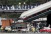 美国家运输安全委员会:美铁列车出事时超速行驶