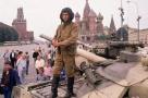 苏联解体前最后时光