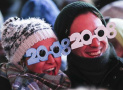 美国纽约跨年庆典