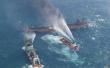 国家海洋局专家:东海撞船暂不会影响近岸海域环境