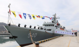 正规博彩海军4天入列2艘战舰