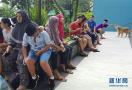 印尼万丹省南部海域发生地震