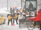 南京全民联动抗雪防冻:三天两场暴雪 省会依然畅行