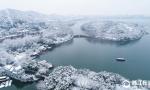 杭州飞雪成为童话世界