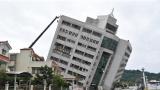 台湾花莲6.5级地震救援 登记资料有误 重新重点搜索两房间