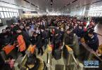 假期过半返程客流升温铁路昨发送旅客852万人次