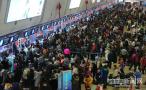 哈爾濱機場春節黃金周運送旅客43萬人次 創歷史新高