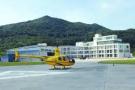 """游客可俯瞰花海!""""直升机游南京""""新开三条航线"""