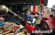 旧货市场转型购物 潘家园培育文化新地标