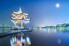 春遊杭州之夜西湖:環西湖夜遊定制公交專線3月17日正式發車