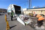 哈市香坊区撤销22处垃圾箱 采用垃圾巡回收集模式