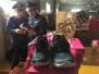 """上千双""""山寨名牌鞋""""被查获 商标相似只换几个字母"""
