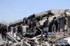 也门萨那市郊遭遇空袭