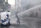法国南斯爆发抗议