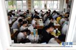 """北京市91个考点已准备就绪 首批""""00""""后考生今日高考"""