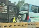 京哈高速现惨烈车祸