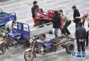 济南商河交通环境整治动真格:驾驶机动三四轮车都得持证