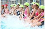 """警惕!1.3米深的亲子泳池也会发生溺水 """"旱鸭子""""切莫大意"""