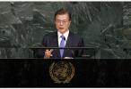 韩媒:民调显示文在寅支持率创执政以来新低