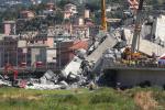 意大利路桥坍塌事故幸存者接受采访 讲述生还经历