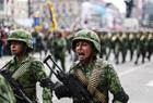 墨西哥独立日阅兵