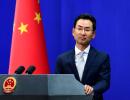 """英美等就香港禁止""""香港民族党""""运作发声明 外交部回应"""