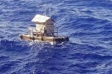 海上漂流49天 印尼少年奇迹生还