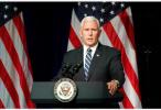 """人民日报""""钟声""""逐条驳斥美国副总统彭斯"""