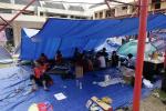 通信中断、物资急缺……印尼强震过后,是谁在帮助他们重生?