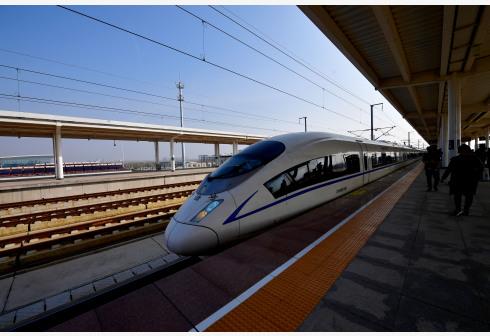 """明年1月5日起,全国铁路有望""""调图"""" 连云港去北京只要五个多小"""