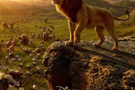 迪士尼真人史诗巨制《狮子王》内地定档7月12日