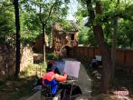 河南汝州:手绘为乡村旅游注入新活力