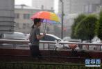 中雨+大雨+暴雨!河北大范围降雨来了 请注意防范