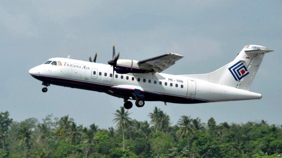 印尼失事客机残骸已找到