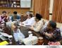 中国驻印尼泗水总领事会见穆联东爪哇分区主席