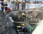 杭州一工地发生坍塌事故 一名工人被埋压遇难