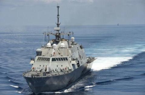 发力军事建设南沙岛礁