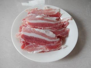 煎烤五花肉卷金针菇的做法步骤:3