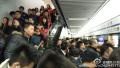 成都地铁1号线早高峰突发故障 乘客可领致歉信