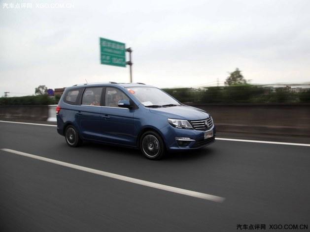 最优秀的南充商务车-最优质的MPV 东风风行S500评测