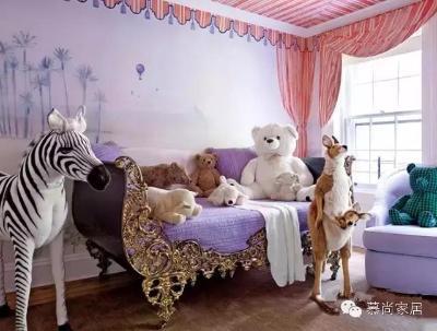 儿童房之疯狂动物城-中国搜索家居