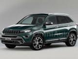 国产Jeep全新紧凑级SUV