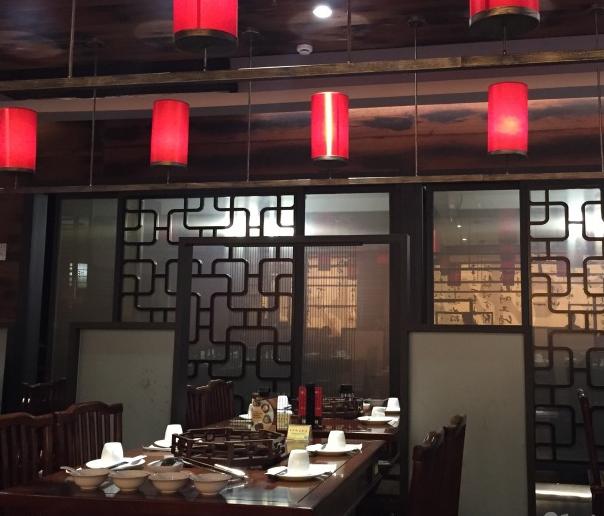 南通捞王锅物料理