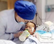 余杭的暖心医者:2岁溺水男孩被救回