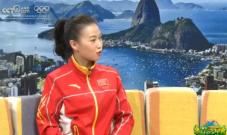 央视赛后专访易思玲
